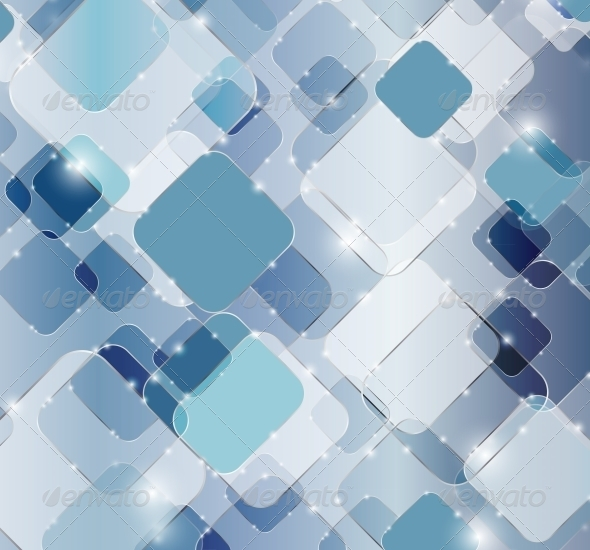 GraphicRiver Abstract Technology Background Vector Illustration 4655383