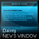 news window, text rotator, simple gallery - ActiveDen Item for Sale