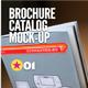 Brochure | Catalog | Magazine Mock-Up - GraphicRiver Item for Sale