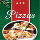 Pizza Menu Template - GraphicRiver Item for Sale