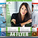 Multipurpose Business Flyer vol.4 - GraphicRiver Item for Sale