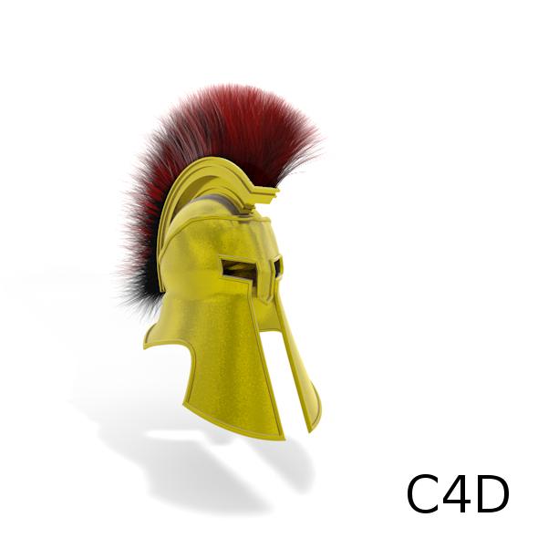 3DOcean Spartan Helmet 4656170