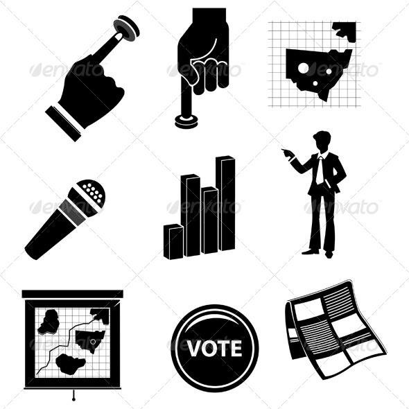 GraphicRiver Poll Campaign Elements 4656888