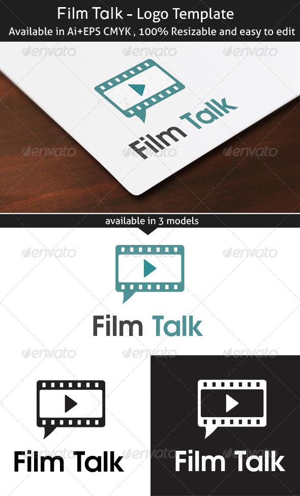 GraphicRiver Film Talk 3702428