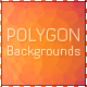 16 Polygon Colorful Backgrounds