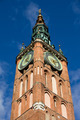 Clock Tower of Main Town Hall in Gdansk - PhotoDune Item for Sale