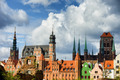 Old Town of Gdansk Skyline - PhotoDune Item for Sale