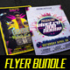 Parties And Clubs Flyer Bundle - GraphicRiver Item for Sale