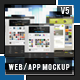 Ultimate Web Mockup Pack 4 - GraphicRiver Item for Sale