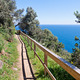 Costa Brava Pathway following the seashore - PhotoDune Item for Sale