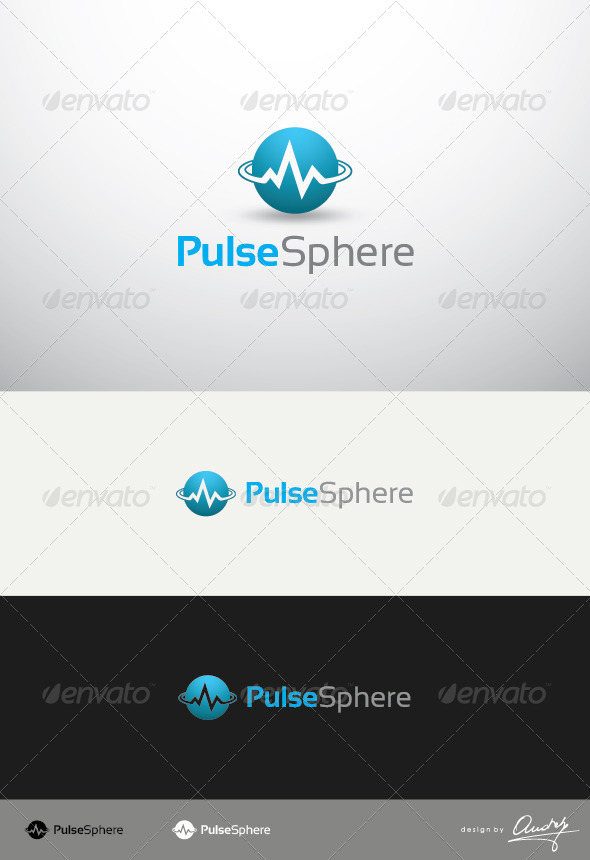 GraphicRiver Pulse Sphere 4659728