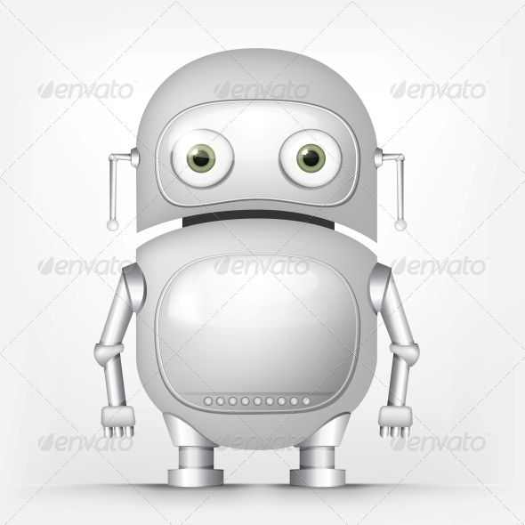 GraphicRiver Robot 4660519
