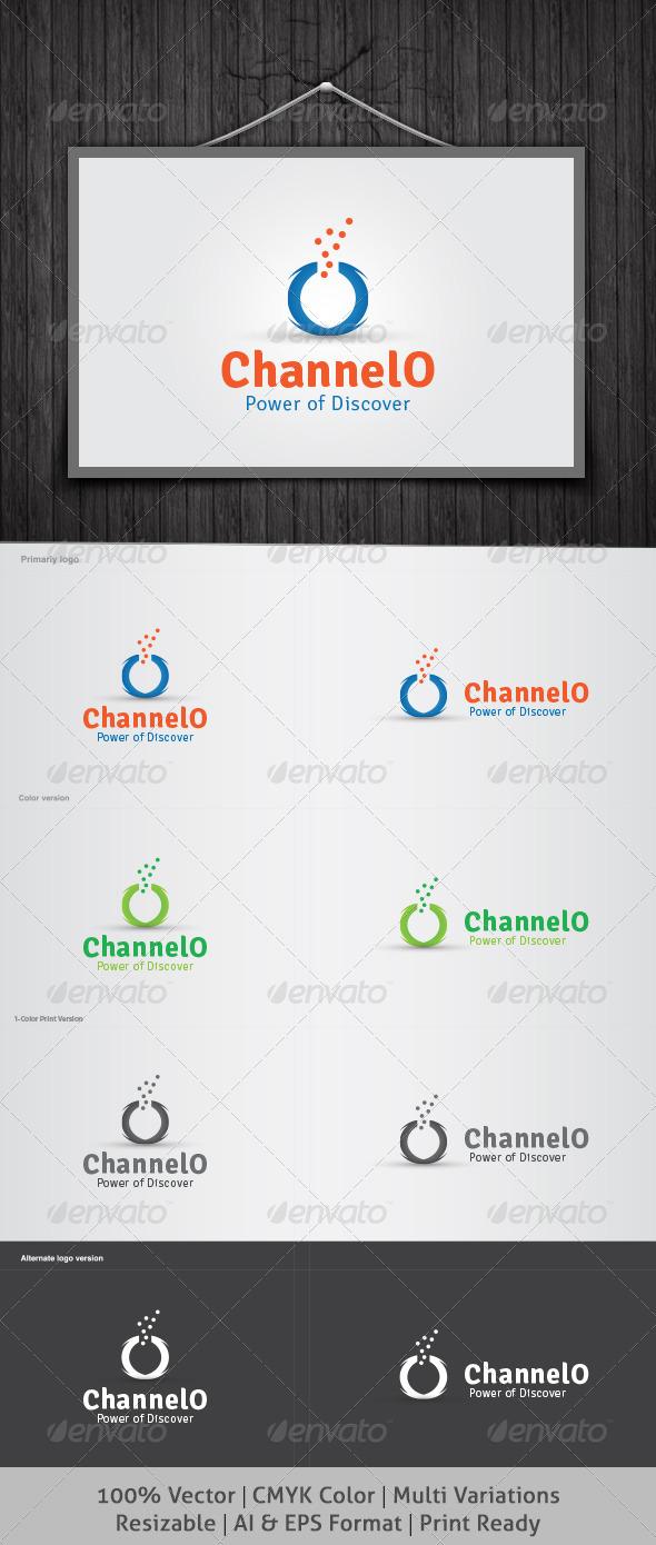 GraphicRiver ChannelO Logo 4660850