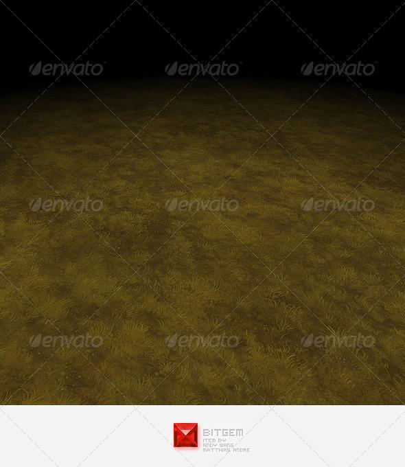 3DOcean Grass 02 Texture Tile 4662309