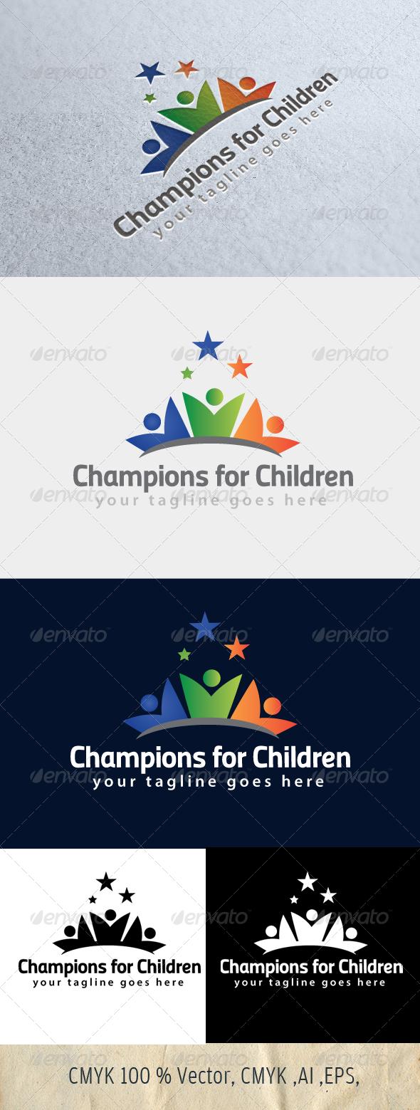 GraphicRiver Champions for Children 4662343