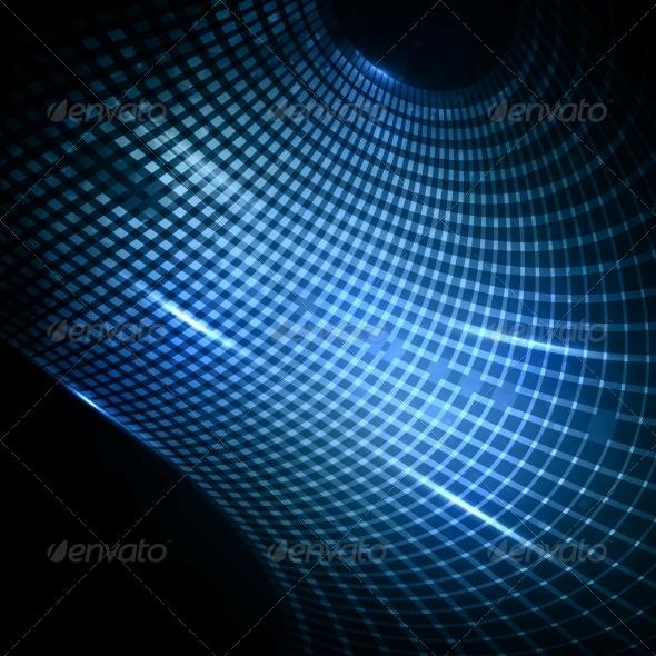 GraphicRiver Abstract Futuristic Illustration 4662432