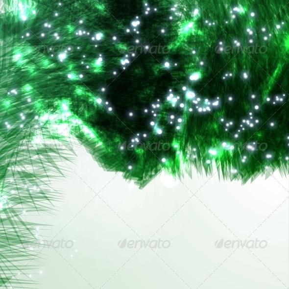 GraphicRiver Abstract Christmas Tree 4662494
