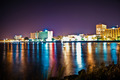 wilmington Waterfront at night - PhotoDune Item for Sale