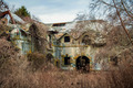 abandoned building in ruins near newport rhode island - PhotoDune Item for Sale