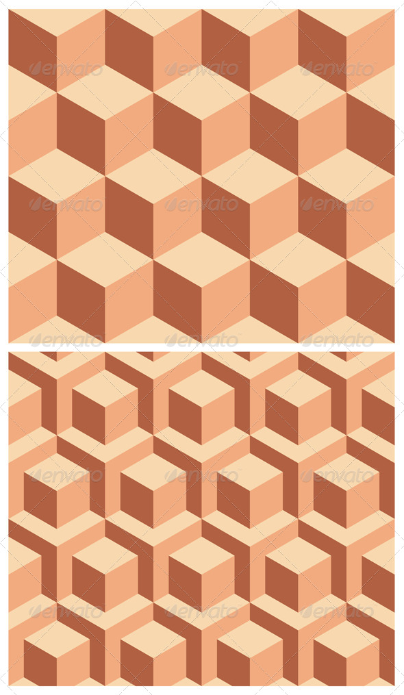 GraphicRiver Geometric Patterns 4663408