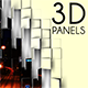 3D Panels - VideoHive Item for Sale