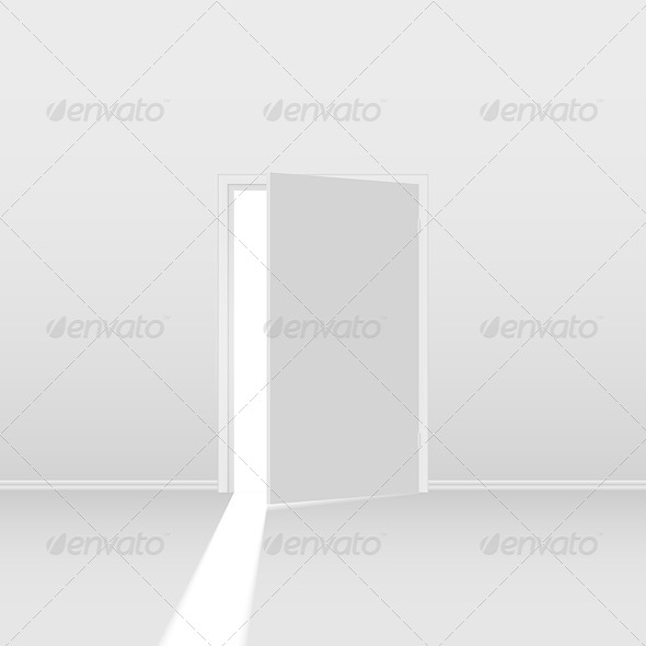 GraphicRiver Open Door 4664031