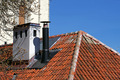 Chimney and roof - PhotoDune Item for Sale