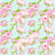 Colorful Flower Seamless Pattern Background - GraphicRiver Item for Sale