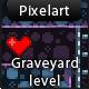 Graveyard Level Tileset - GraphicRiver Item for Sale