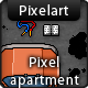 Pixel Apartment 2 - GraphicRiver Item for Sale