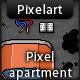 Pixel Apartment 2 - GraphicRiver Item for Sale