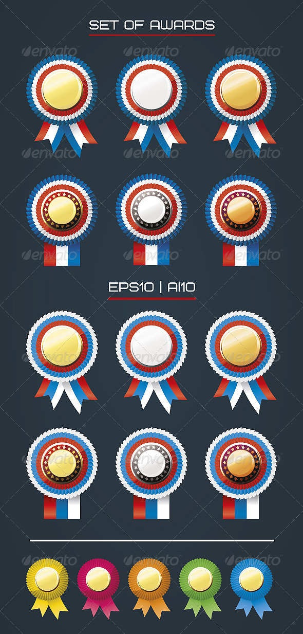 GraphicRiver Awards II 4666071