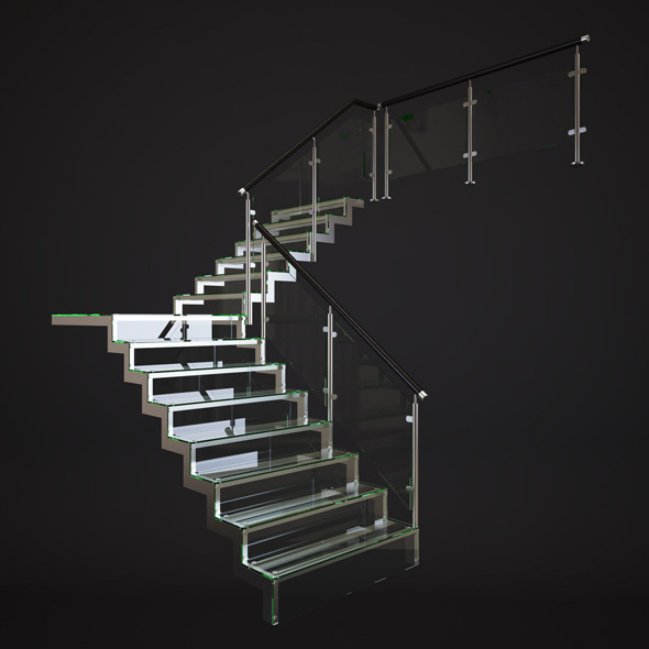 stairs for sweet home 3d