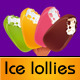 Ice lollies Vector - GraphicRiver Item for Sale