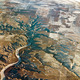 aerial of rocky mountains over montana state - PhotoDune Item for Sale