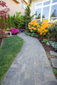 Garden Brick Paver Path - PhotoDune Item for Sale