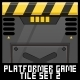 Platformer Game Tile Set 2 - GraphicRiver Item for Sale