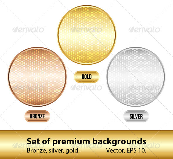 GraphicRiver Set of Premium Backgrounds 4667943