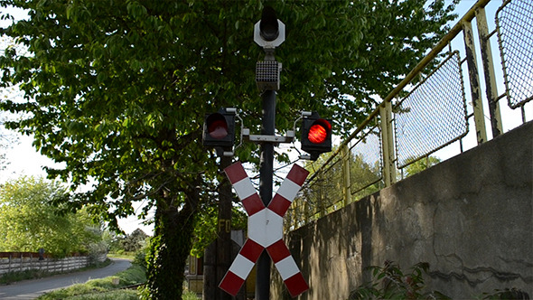 Railroad Train Alarm