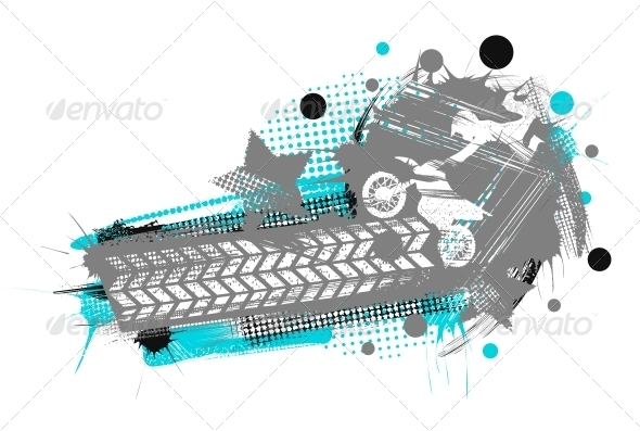 GraphicRiver Cross-Country Race 4668571