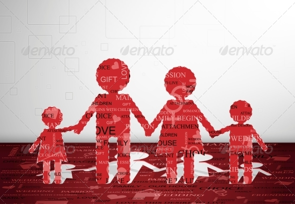 GraphicRiver Family Paper 4668572