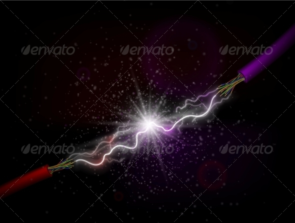 GraphicRiver Conducting Electricity 4668574