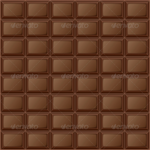 GraphicRiver Background Chocolate Bar 4668775