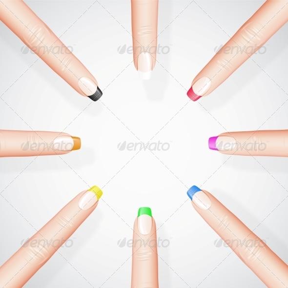 GraphicRiver Different Manicure 4668782