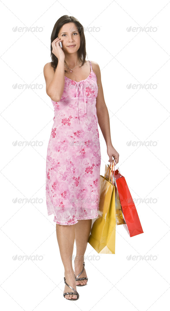 Shopping Communication - Stock Photo - Images