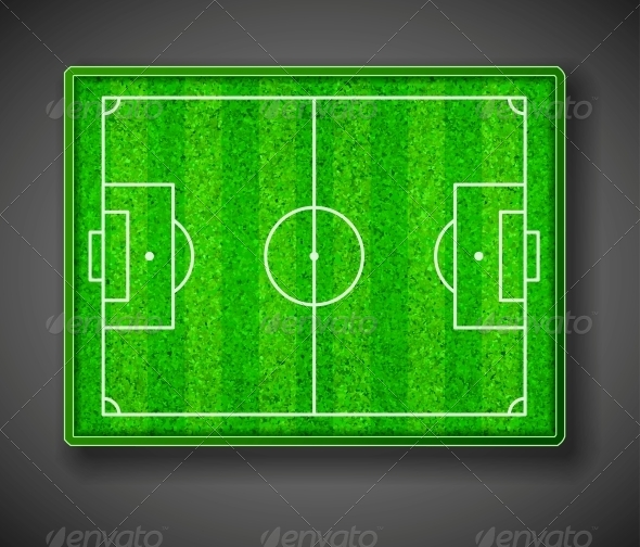 GraphicRiver Soccer Stadium 4668810