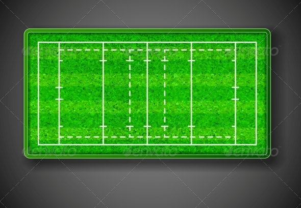 GraphicRiver Rugby Stadium 4668813