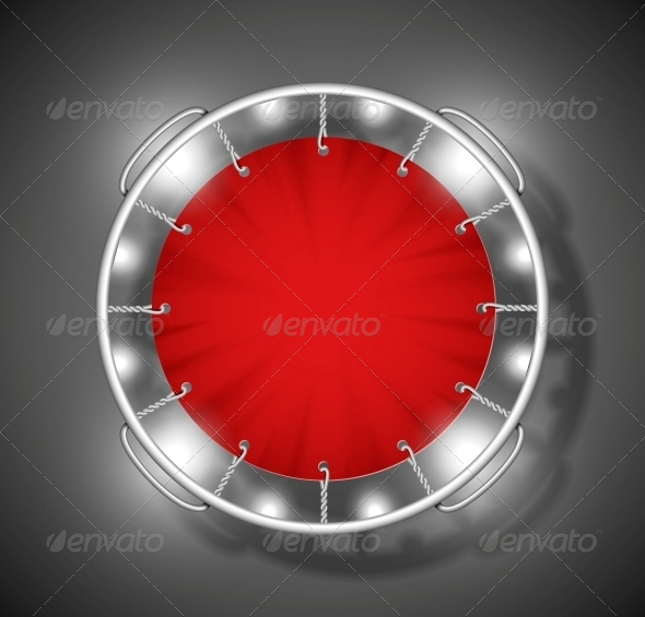 GraphicRiver Red Trampoline 4668816
