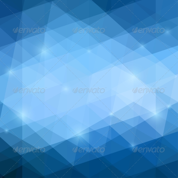 GraphicRiver Abstract Blue Background 4668835