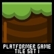 Platformer Game Tile Set - GraphicRiver Item for Sale
